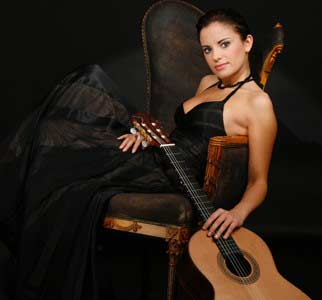 Ana Vidovic - Classical Guitarist