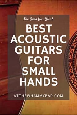 Bold - Best Acoustic Guitar for Small Hands - Pin