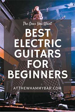 Bold - Best Beginner Electric Guitars - Pin