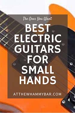 Bold - Best Electric Guitar for Small Hands - Pin