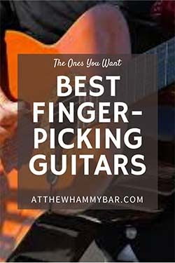 Bold - Best Fingerpicking Guitar - Pin