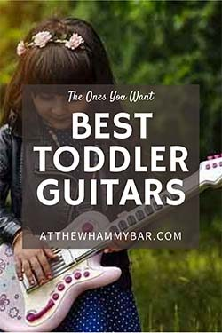 Bold - Best Toddler Guitars - Pin