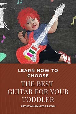 Learn - Best Toddler Guitar - Pin