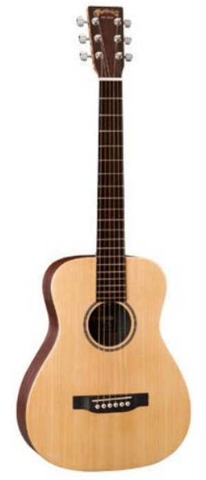 Martin LX1E Little Martin Solid Sitka Spruce Acoustic/Electric