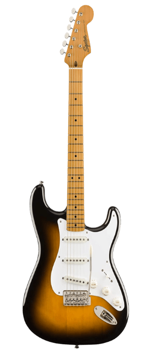 Squier by Fender Classic Vibe 50's Stratocaster - 2-Color Sunburst
