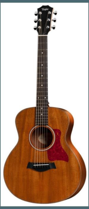 Taylor GS Mini Mahogany GS Mini Acoustic Guitar , Sapele, Mahogany Top