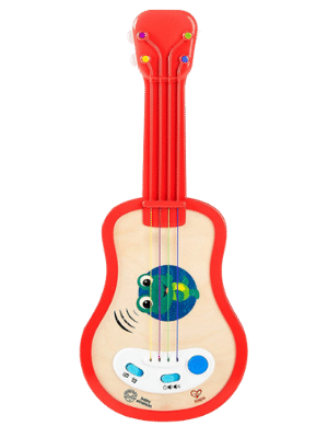 Baby Einstein Magic Touch Ukulele Wooden Musical Toy for toddlers 12+ months
