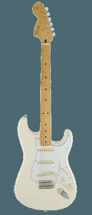 Fender Jimi Hendrix Stratocaster - Olympic White