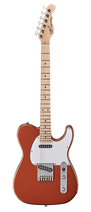 G&L Fullerton Standard ASAT Classic Electric Guitar - Spanish Copper
