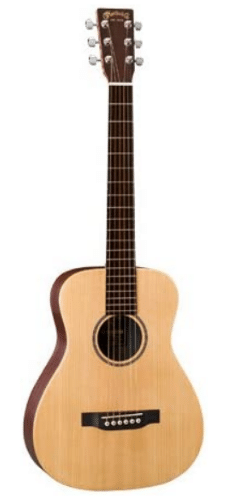 Martin LX1E Little Martin - Best Fingerpicking Guitar