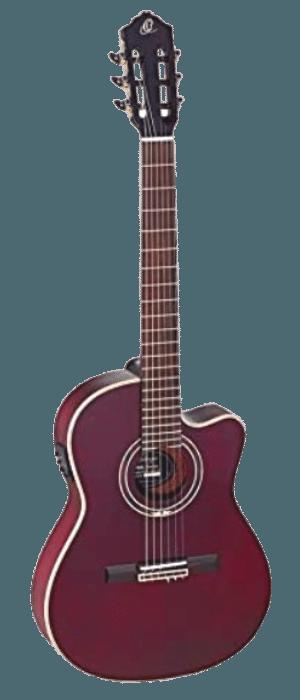 Ortega FEEL Series Acoustic-Electric Classical Guitar