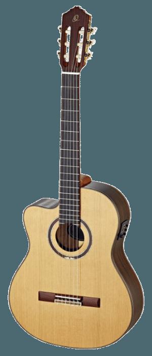 Ortega RCE159-MN L-Feel Series - LEFT Handed