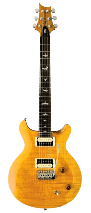 PRS Paul Reed Smith SE Santana Electric Guitar - Santana Yellow best electric guitar