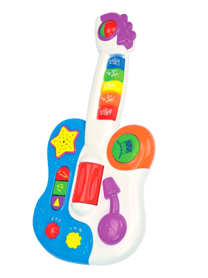 The Learning Journey Early Learning – Little Rock Star Guitar for 12+ months old