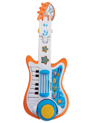 VTech Strum and Jam Kidi Musical Guitar Band - for toddlers