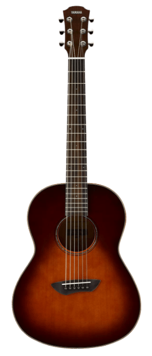 Yamaha CSF3M TBS All-Solid Parlor Size Acoustic Guitar, Old Violin Sunburst