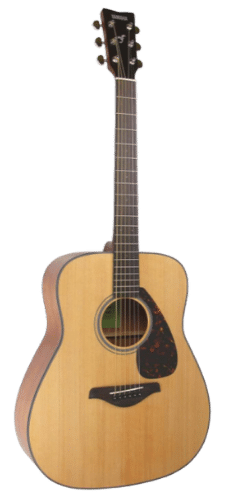 Yamaha FG800 - Solid Top Folk Acoustic Guitar