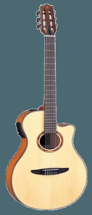 Yamaha NTX900FM Classical Guitar - Flamed Maple