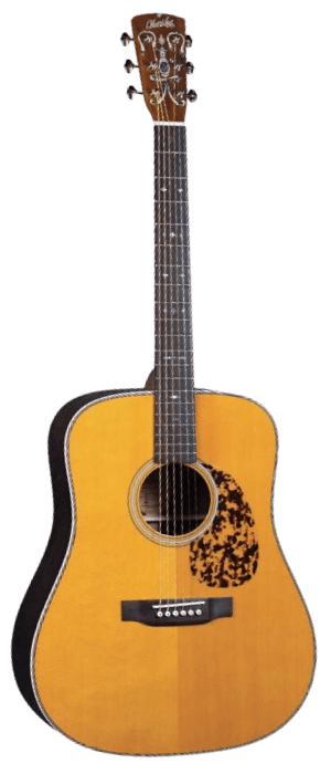 Blueridge Guitars 6 String Acoustic Guitar, Right Handed, Dreadnought Sitka (BR-160)