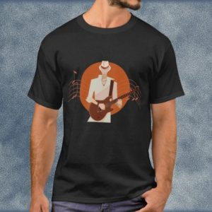 Cool Jazz Guitarist T-Shirt