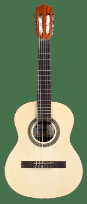Cordoba C1M One-Quarter Small Body Acoustic Nylon String Guitar, Protégé Series