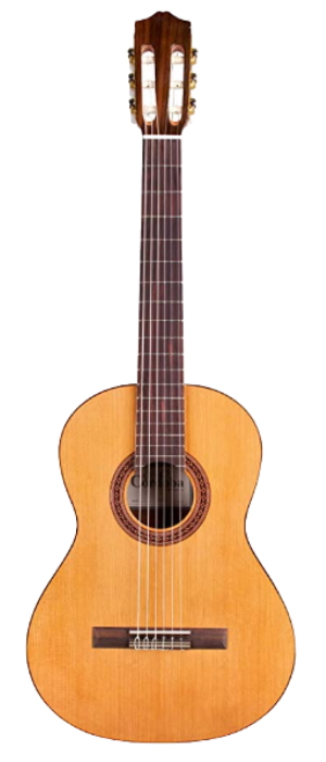 Cordoba Cadete 3/4 Size Classical Acoustic Nylon String Guitar, Iberia Series