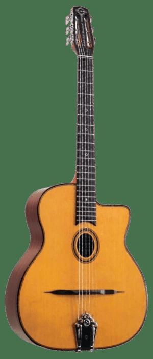 Gitane DG-310 Professional Gypsy Jazz Guitar - Modèle Lulo Reinhardt