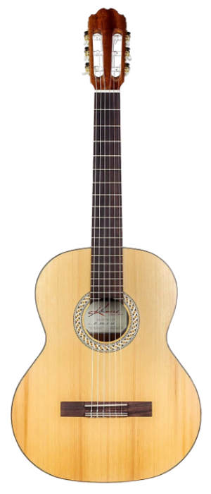Kremona Soloist Series S62C Classical Nylon String Guitar
