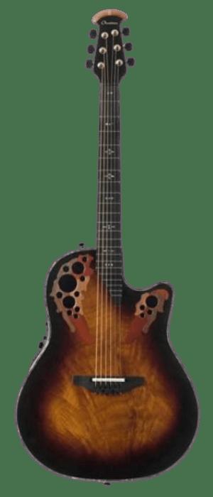 Ovation Elite Plus Contour Acoustic Guitar
