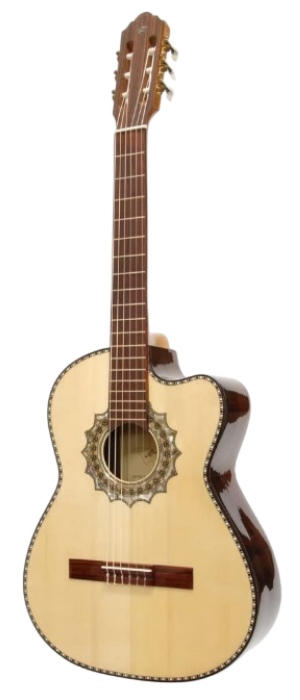 Paracho Elite EL PASO Classical Guitar under 500