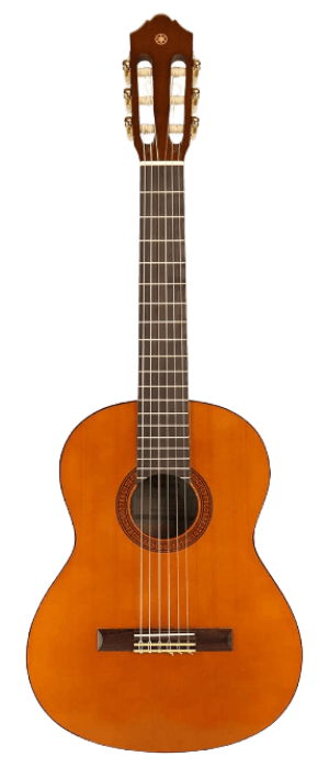 Yamaha CGS102A Half-Size Classical Guitar Bundle - Best Classical Guitar for Kids