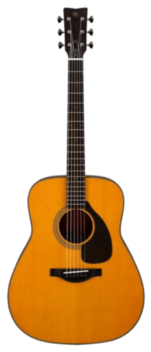 Yamaha FG Red Label FG5 Traditional Western Acoustic Guitar